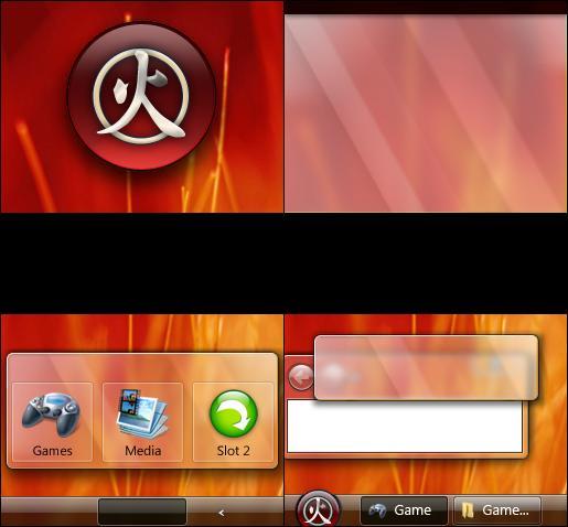 Thumbnail 1 for Windows Vista Skins